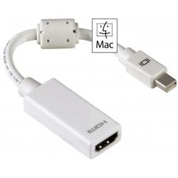 Adaptateur Hama Mini Display Port vers HDMI