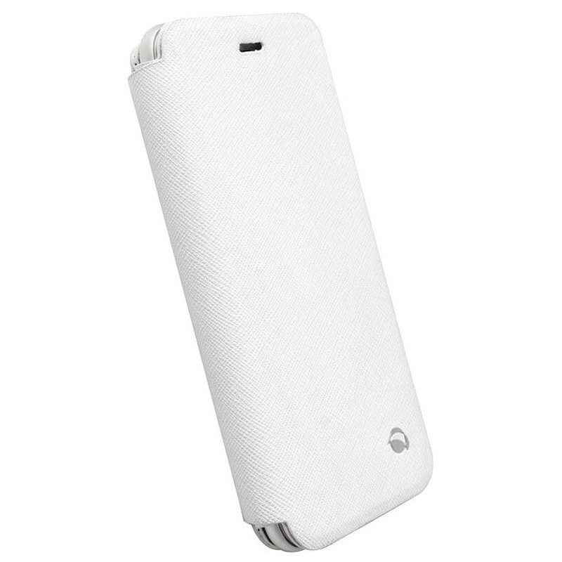 Flip Cover Krusell Malmö pour iPhone 6 / Blanc