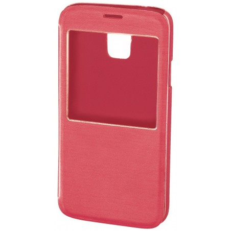 Flip Cover Hama pour Samsung Galaxy S5 / Rose