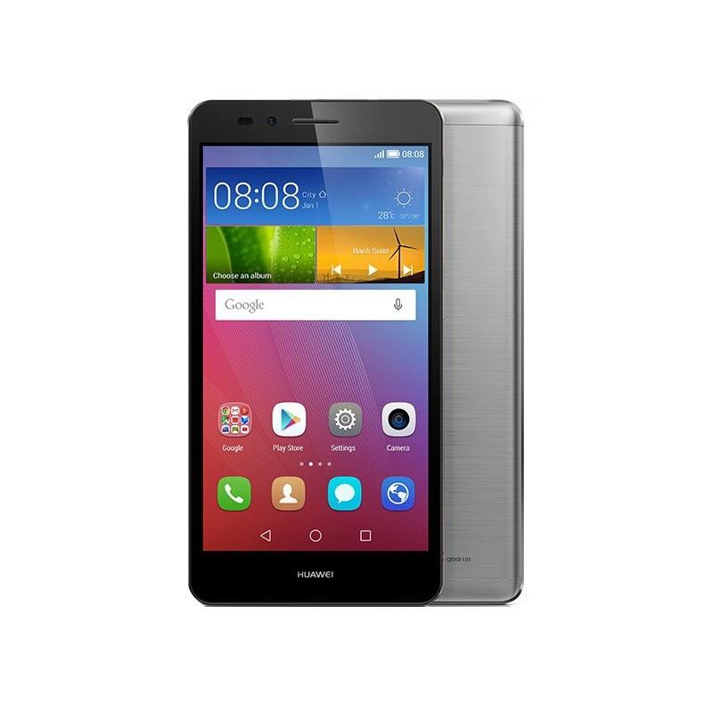 Téléphone Portable Huawei GR5 / 4G / Double SIM / Gris + SIM Offerte