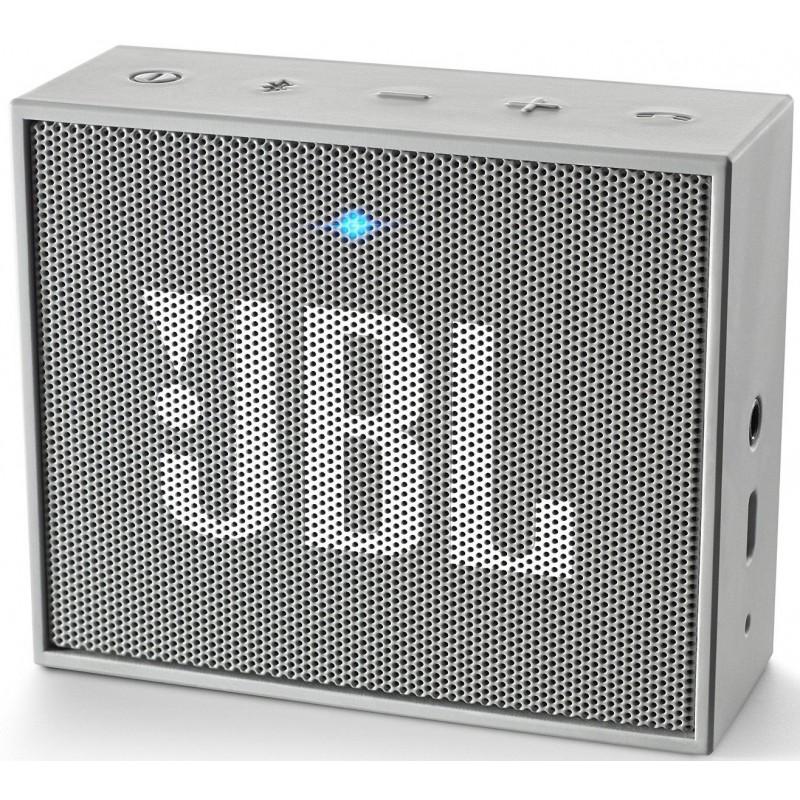 Haut Parleur Portable Bluetooth JBL GO / Gris