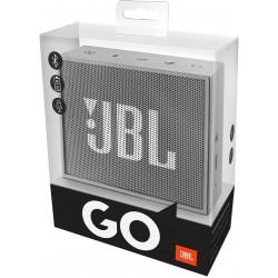 haut parleur portable bluetooth jbl go gris. Black Bedroom Furniture Sets. Home Design Ideas
