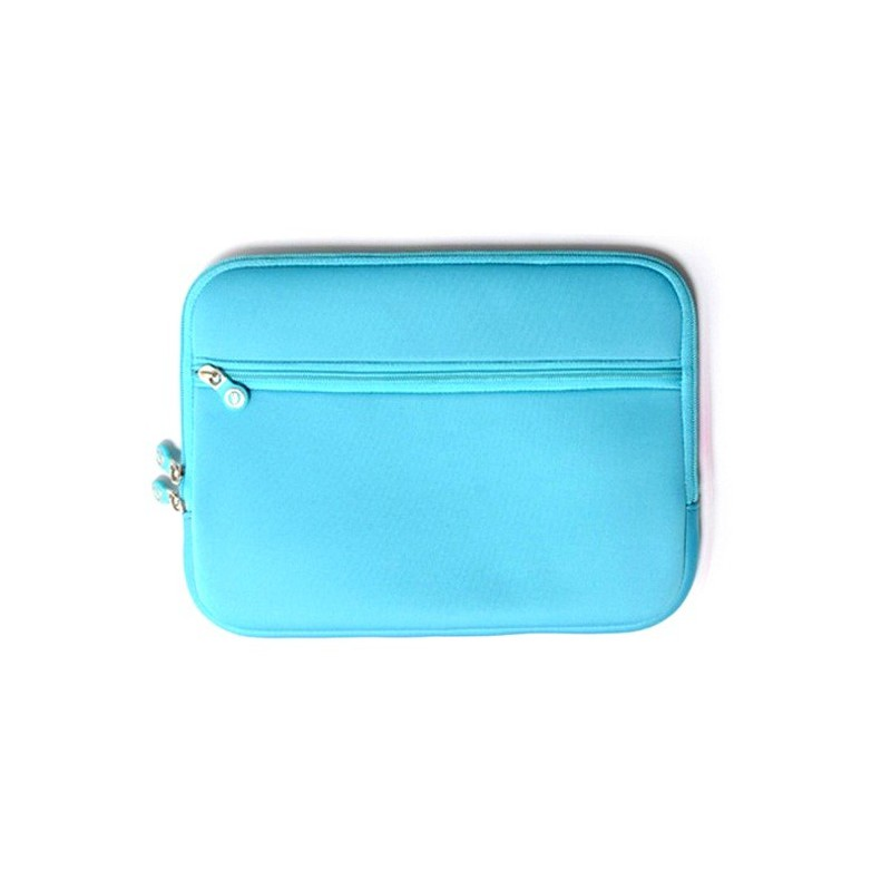 "Etui CLiPtec City Walker pour PC Portable 12"" / Bleu"