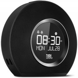 Radio réveil Bluetooth avec ports USB et lumière ambiante