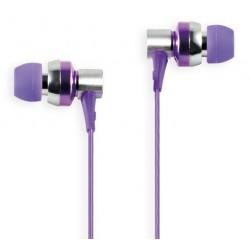 Ecouteur Cliptec G-HALLO BME757 avec microphone / Violet