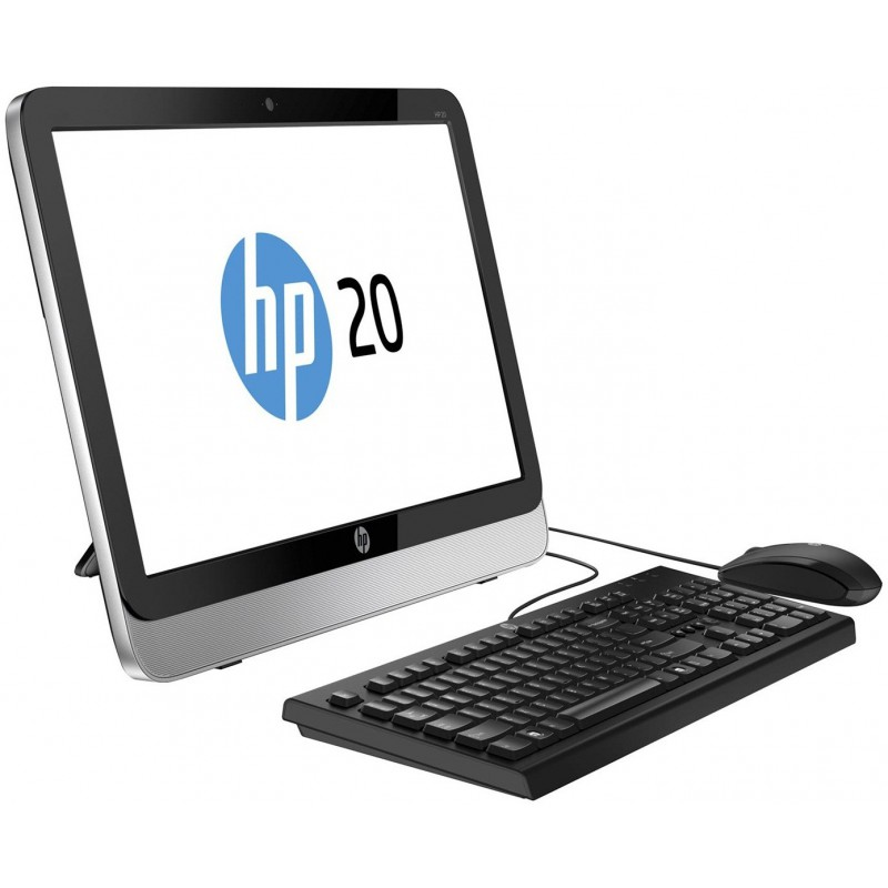 Pc de bureau All-in-One HP 22-3010nk / i3 / 4 Go