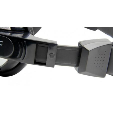 Casque stéréo Multimédia Cliptec EFFACER BEAT BMH699 / Noir