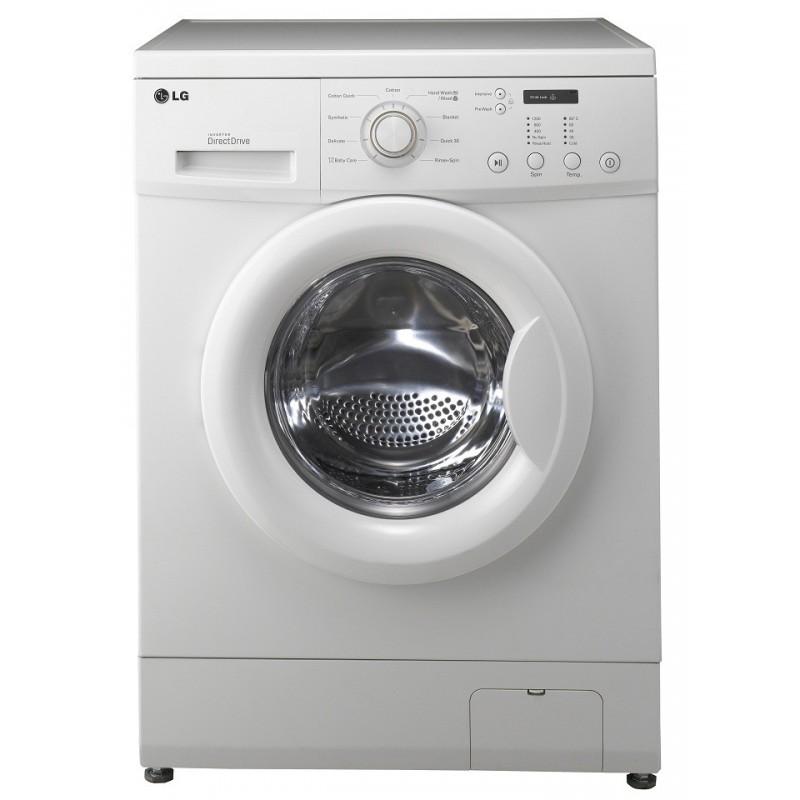 machine laver automatique lg 7 kg blanc. Black Bedroom Furniture Sets. Home Design Ideas