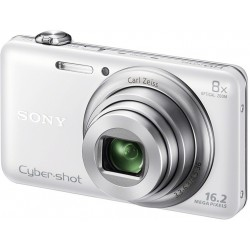 Appareil Photo Sony Cyber Shot WX60/ 16.2 MP / Noir