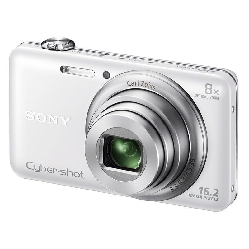 Appareil Photo Sony Cyber Shot WX60/ 16.2 MP / Blanc