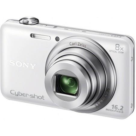 Appareil Photo Sony Cyber Shot WX60/ 16.2 MP / Noir
