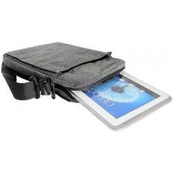 """Etui CLiPtec ZTOSS SOLO 702 pour tablette 10.2"""" / Gris"""