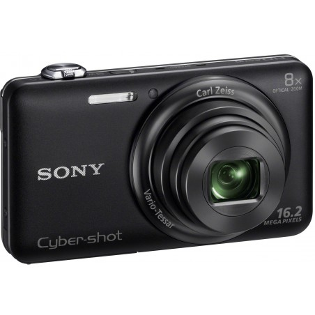 Appareil Photo Sony Cyber Shot WX60/ 16.2 MP / Rose