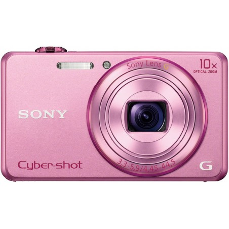Appareil Photo Sony Cyber Shot WX200 / 18.2 MP / Noir/ Wifi