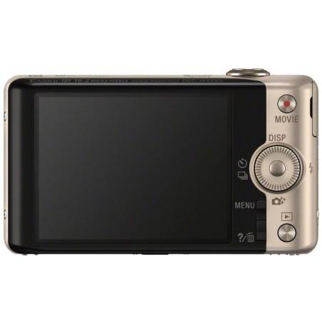 Appareil Photo Sony Cyber Shot WX200 / 18.2 MP / Silver / Wifi