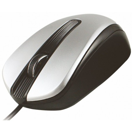Souris optique USB Cliptec SCROLL COMFORT II RZS967 / Gris