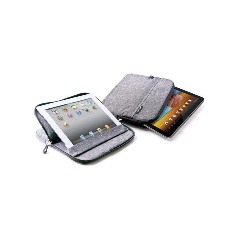 """Etui CLiPtec ZTOSS MY Function pour tablette 10.2"""" / Gris"""