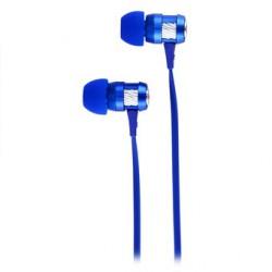 Ecouteur Cliptec HALLO BME747 avec microphone / Bleu