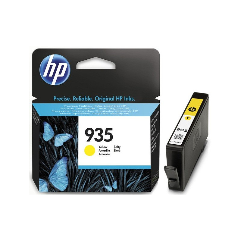 Cartouche HP 935 Jaune Originale