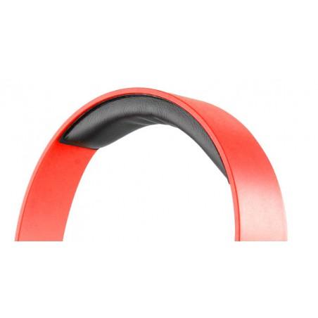 Casque stéréo Multimédia Cliptec URBAN REMIXX BMH832 / Rouge