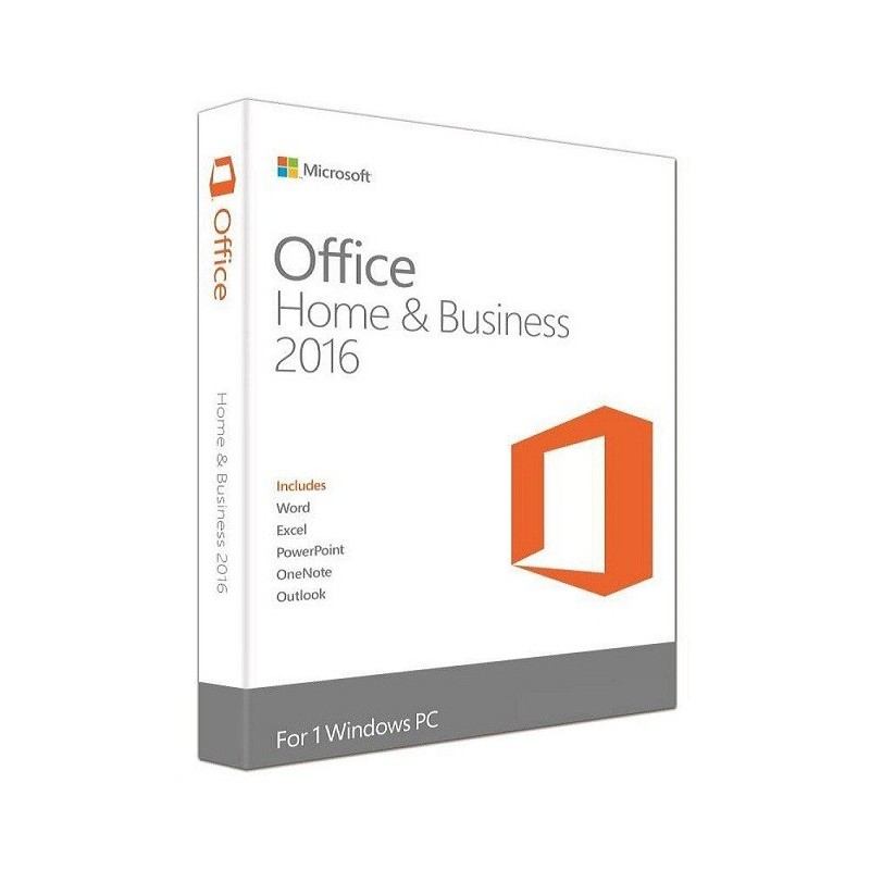 Microsoft Office Home & Business 2016 pour Windows - Français