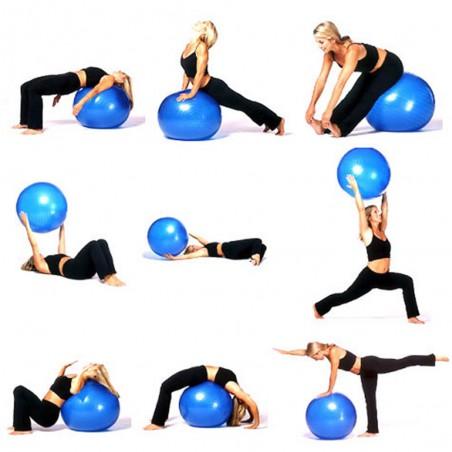 Gym Ball Zimota IR7079 / 75cm