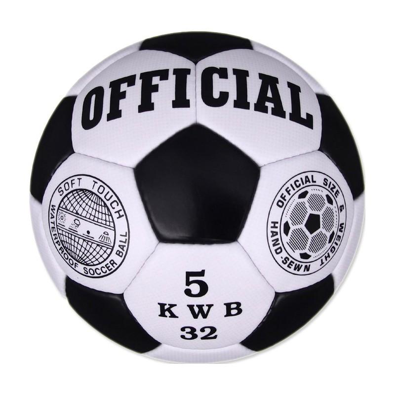 Ballon de foot zimota official noir blanc - Ballon foot noir et blanc ...