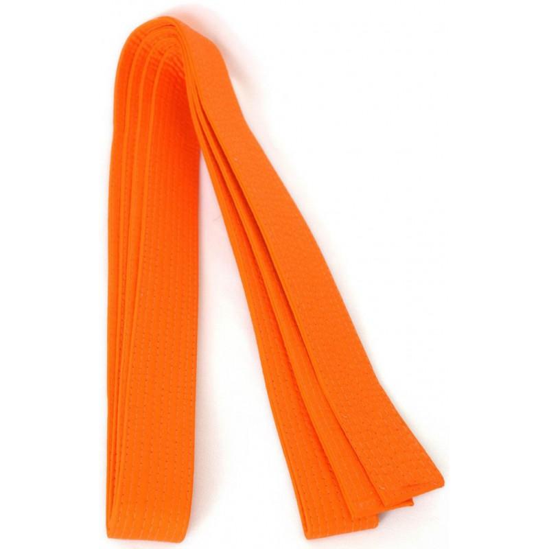 Ceinture des Arts martiaux 6700 T 260 / Orange