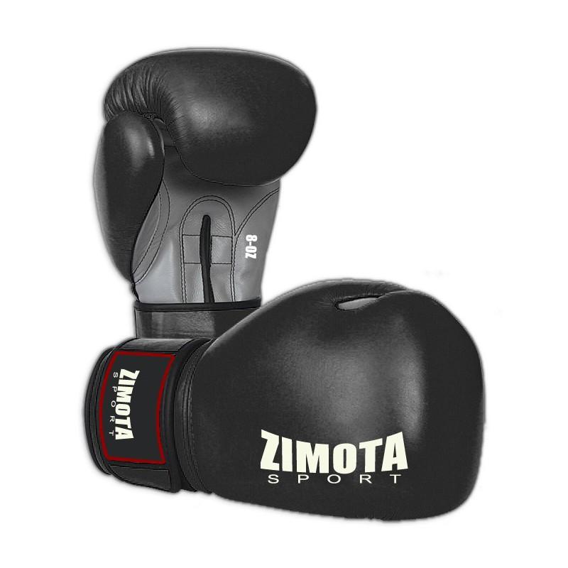 Gants de Boxe Pro Zimota 8 Oz