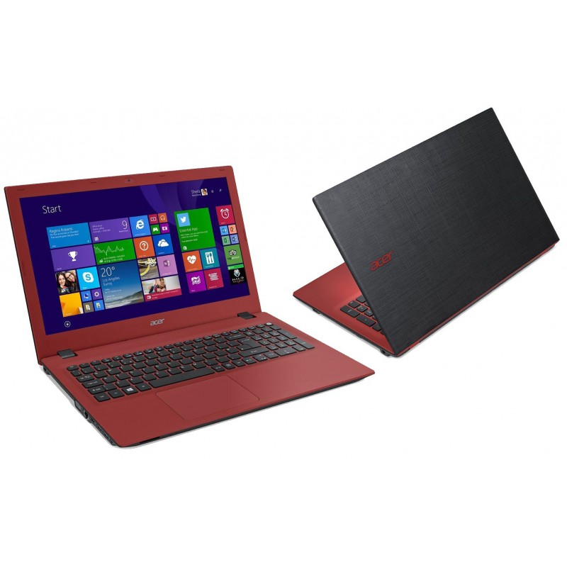 Pc Portable Acer Aspire E5-573 / i5 5é Gén / 4Go / Rouge