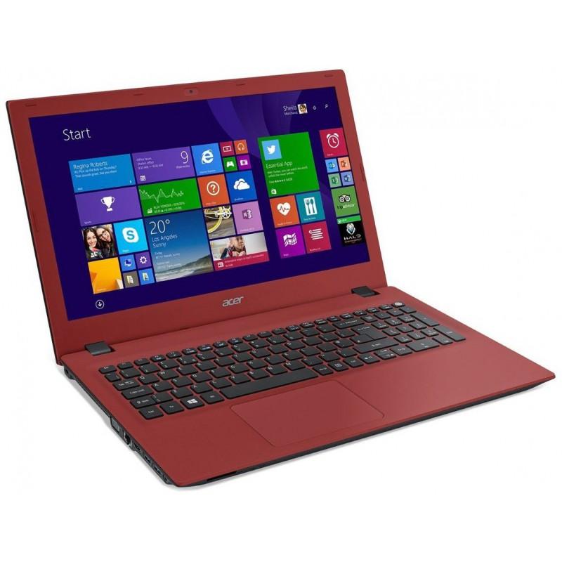 pc portable acer aspire e5 573 i5 5 g n 8go rouge. Black Bedroom Furniture Sets. Home Design Ideas