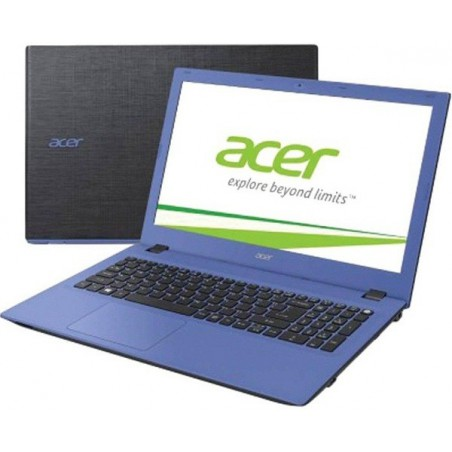Pc Portable Acer Aspire E5-573 / i3 5é Gén / 4Go / Bleu