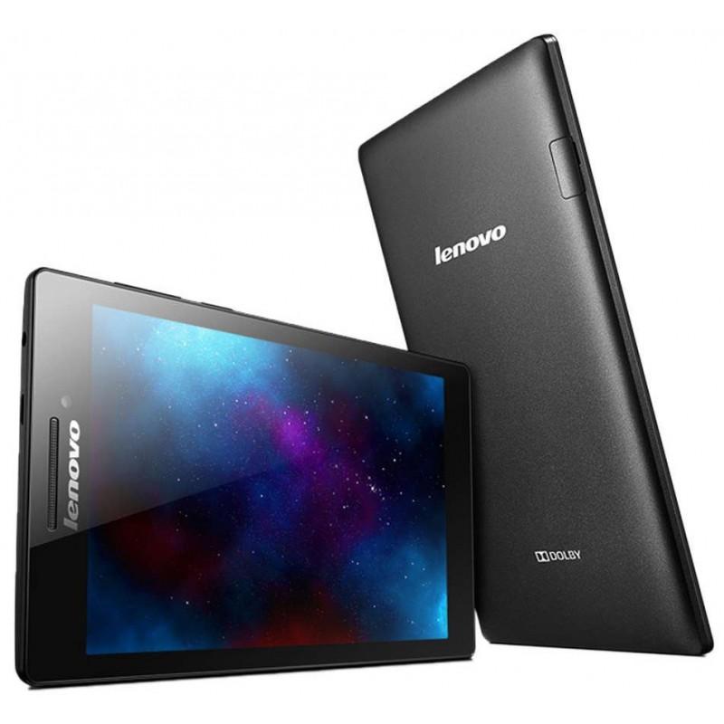 "Tablette Lenovo A7-10F / 7"" / Wifi / Noir"