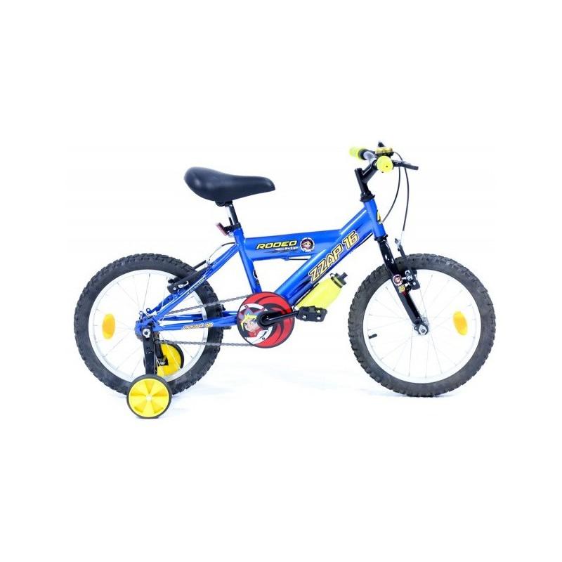 "Bicyclette VTT ZZAP Rodeo 20"" ROXY / Rouge"