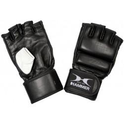 Gants de Boxe Hammer en cuir Prenium MMA S/M