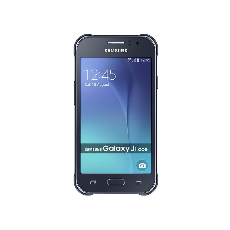 Téléphone Portable Samsung Galaxy J1 Ace / 4G / Double SIM / Noir + SIM Offerte
