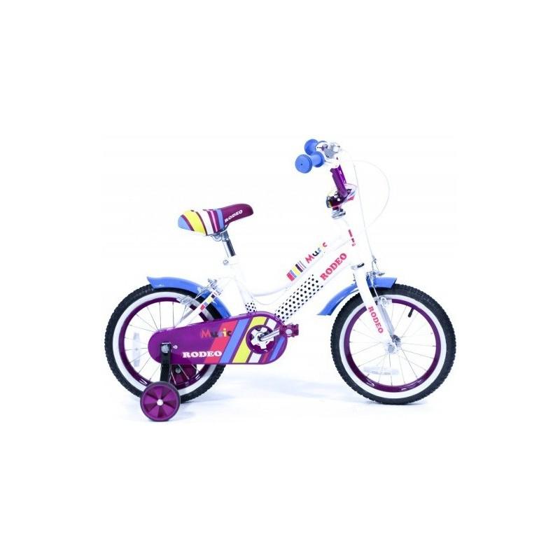 """Bicyclette Music 20"""" Rodeo Pour Enfants"""