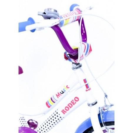 """Bicyclette Music 12"""" Rodeo Pour Enfants"""