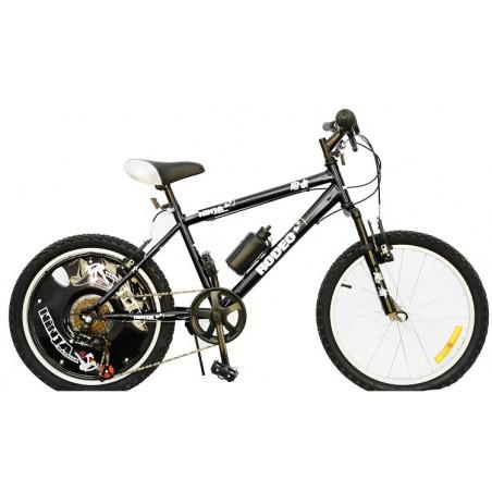 """Bicyclette VTT Ninja Garçon 16"""""""
