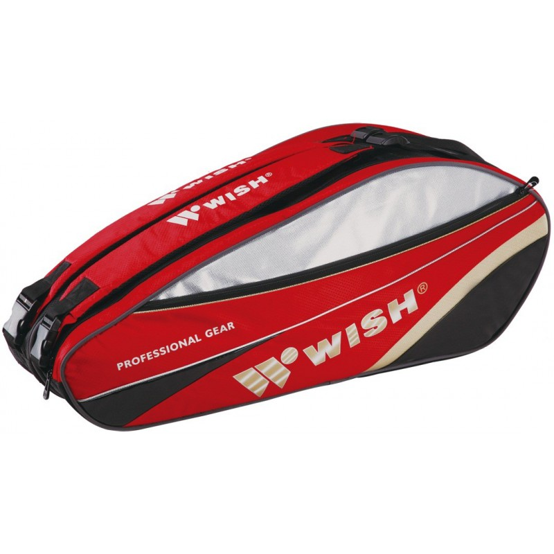 Sac de Raquette de Tennis Wish WB-3009