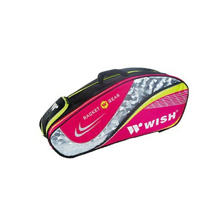 Sac de Raquette de Tennis Wish WB-3024