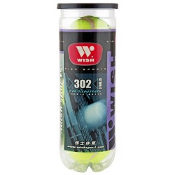 3 Balles de Tennis Wish Champion Semi Pro 302