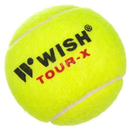 3 Balles de Tennis Wish Pro Tour-X 830