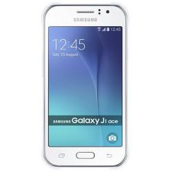 Téléphone Portable Samsung Galaxy J1 Ace / 4G / Double SIM / Blanc