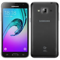 Téléphone Portable Samsung Galaxy J3 / 4G / Double SIM / Noir