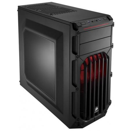 Boitier Gamer Corsair Carbide SPEC-03 Avec LED Rouge