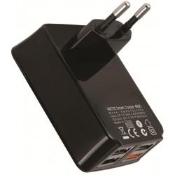 Câble CLiPtec BRACELET USB vers Micro-USB 40 cm / Violet