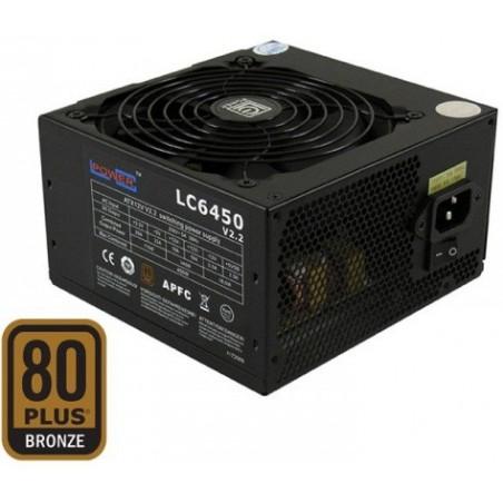 Alimentation LC5550 V2.2 / 550W / 80 Plus Bronze