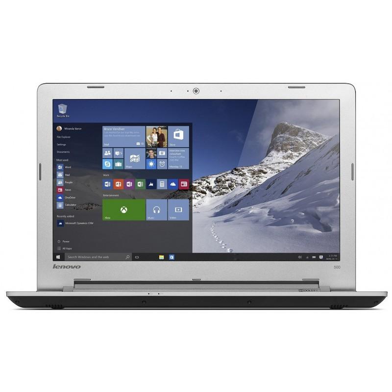 2196e7eb6e5c2b ... Pc Portable Lenovo IdeaPad 300-15ISK   i7 6é Génération   4 Go   Noir  ...