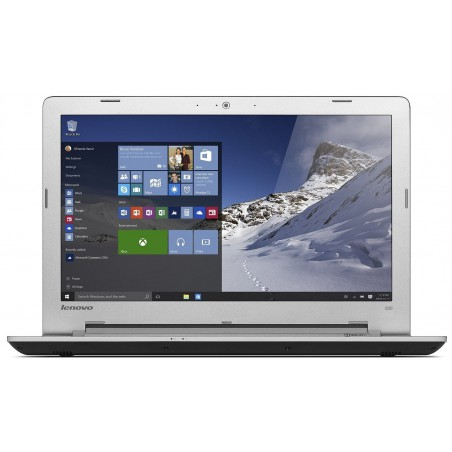 Pc Portable Lenovo IdeaPad 300-15ISK / i7 6é Génération / 4 Go / Noir + Licence BitDefender 1 an